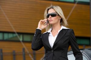 Женщина-телохранитель