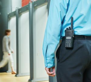 постовой охраны